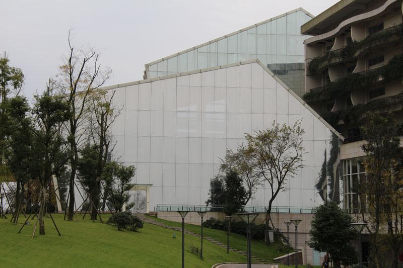 黑龍灘長島天堂洲際酒店玻璃貼膜