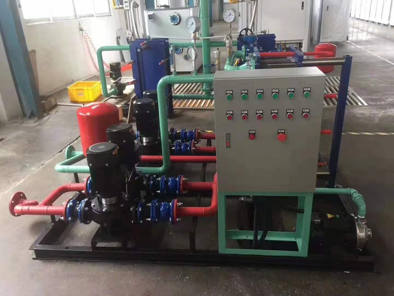 低氮锅炉改造