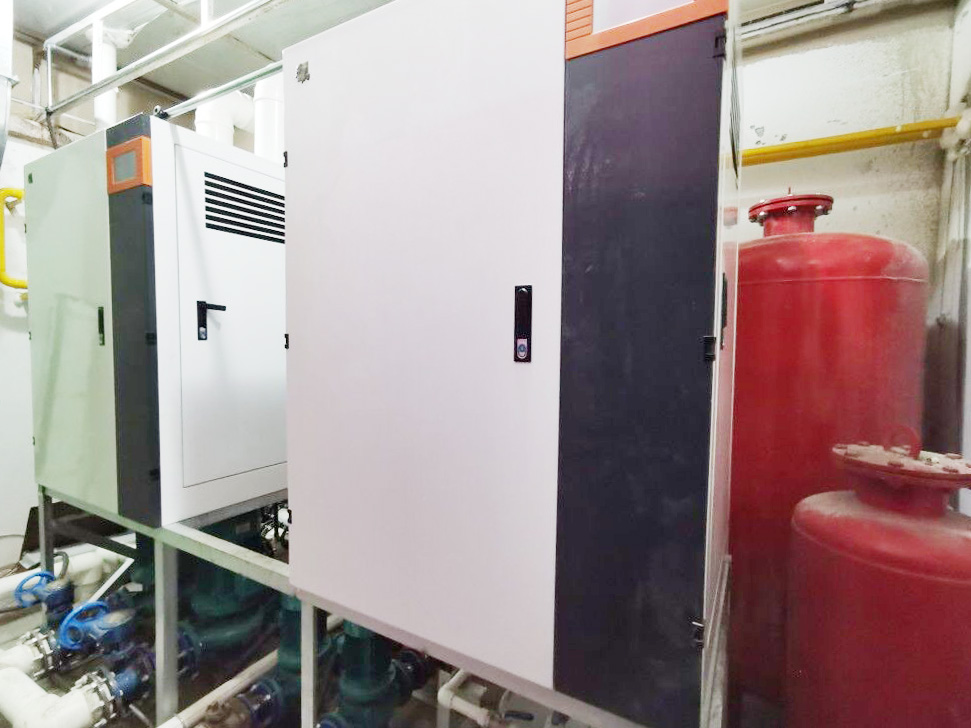 工厂热水工程解决方案