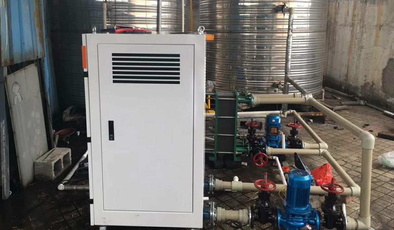 别墅热水工程解决方案