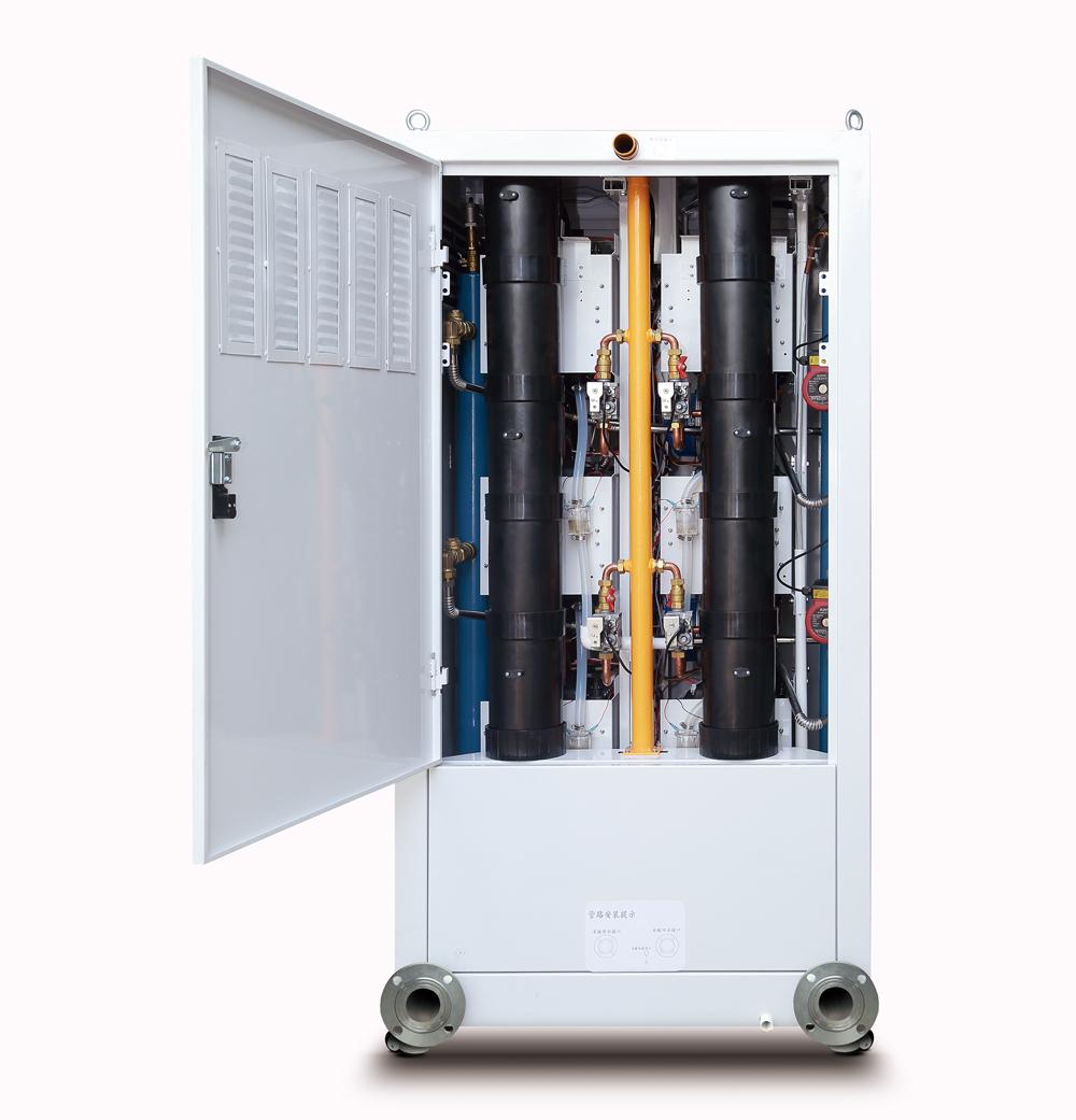 全预混低氮冷凝模块炉内部结构