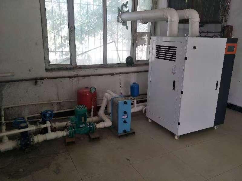 库车永翔棉业有限责任公司热水工程