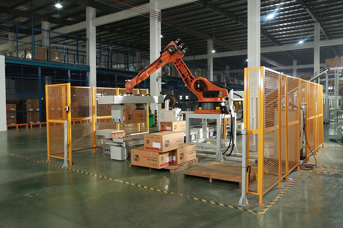 自动化生产工厂