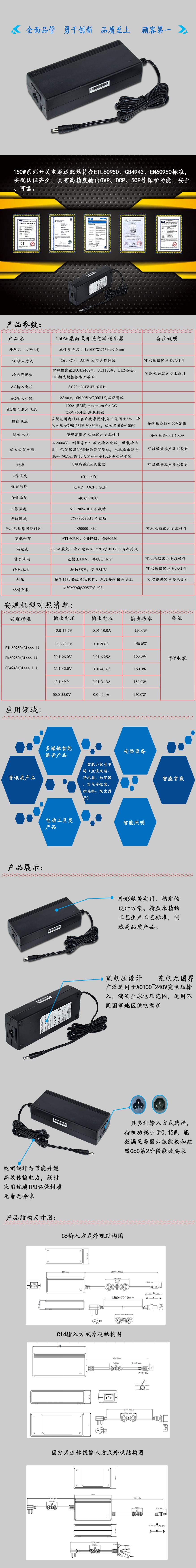 150w中文