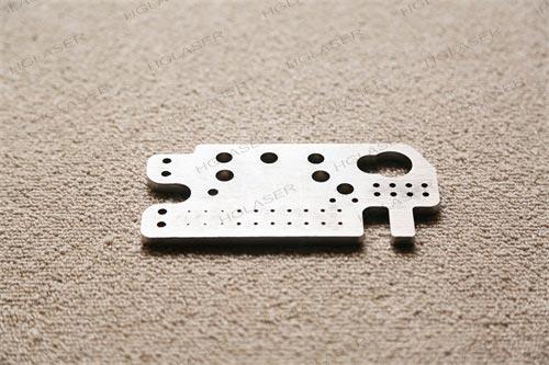 MARVEL激光切割机加工不锈钢