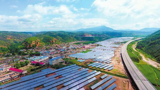 可再生能源变革之风正在刮起