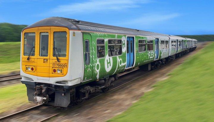 英国国会呼吁加快对氢能投入,铁路交通成为重点