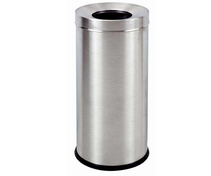 斜口垃圾桶