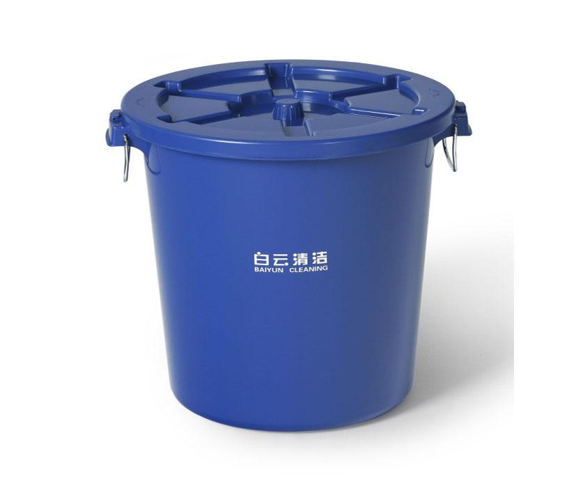 圆形垃圾桶
