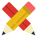 pencils_128px_1216697_easyicon.net