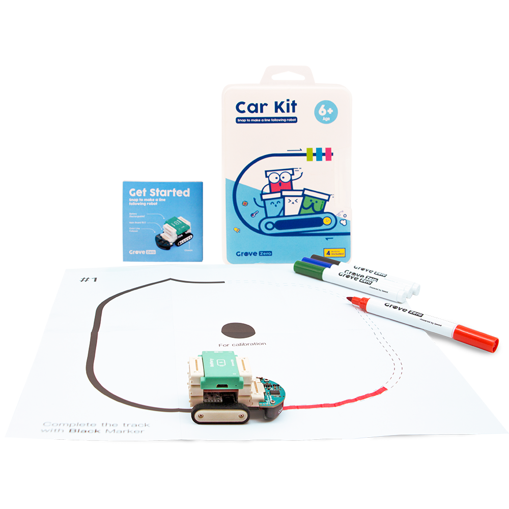 Grove Zero Car Kit