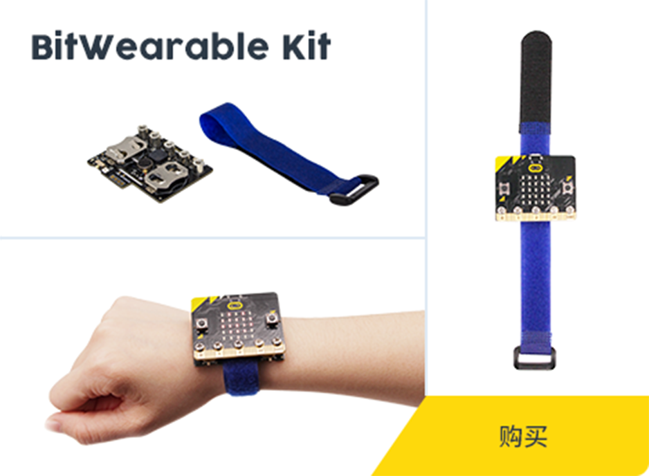 BitWearable Kit