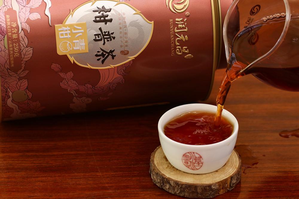 润元昌2019茶中凤凰250g