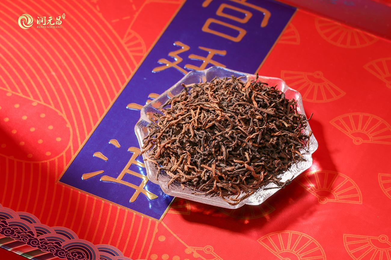 润元昌宫廷普洱熟茶价格