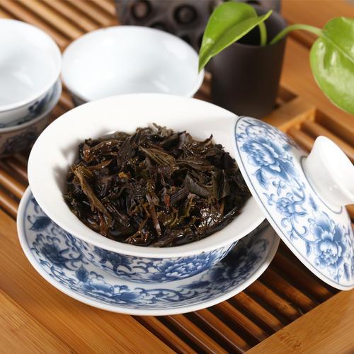 安化黑茶功效与禁忌