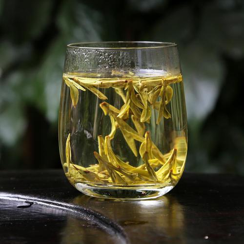 龙井茶的正确喝法