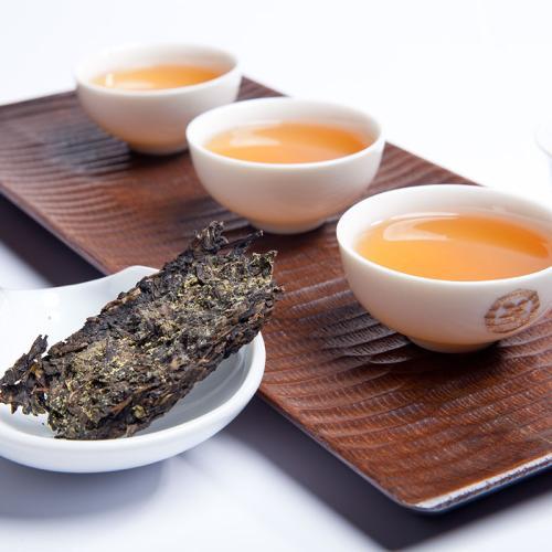 金花茯茶功效与作用