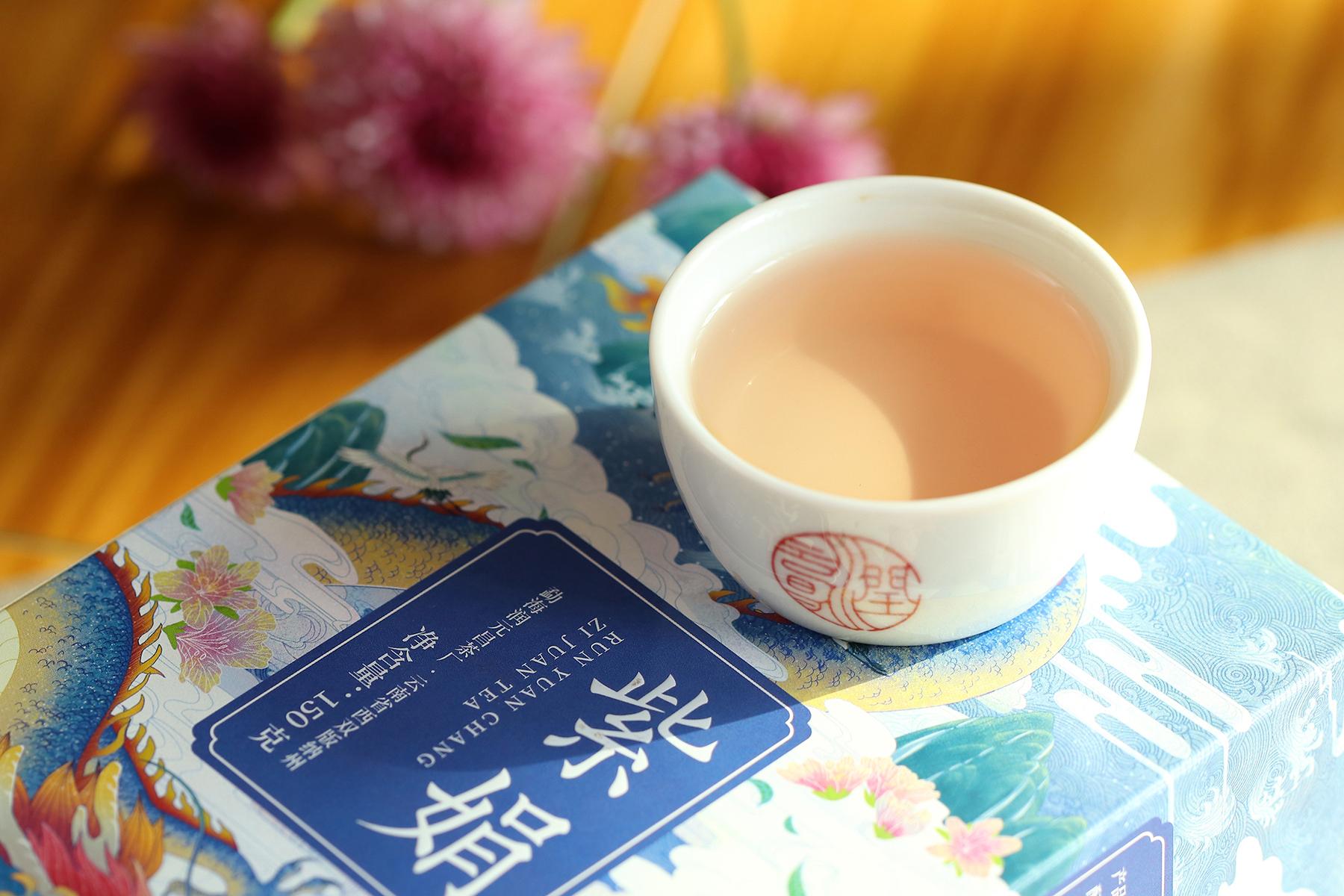 紫娟茶怎么泡