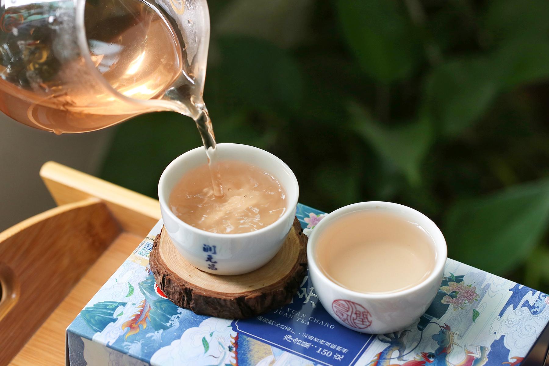 紫娟茶冲泡方法