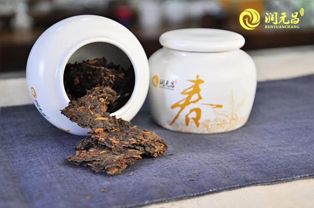 润元昌沧州普洱茶加盟店