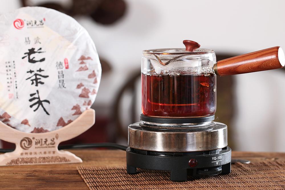普洱茶的喝法