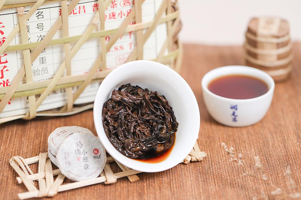 润元昌玲珑小班章茶汤