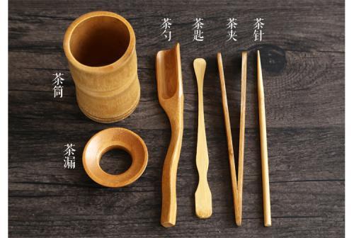 茶道六君子是哪六种茶具