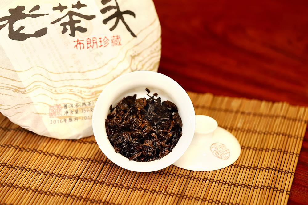布朗珍藏老茶头-IMG_5722