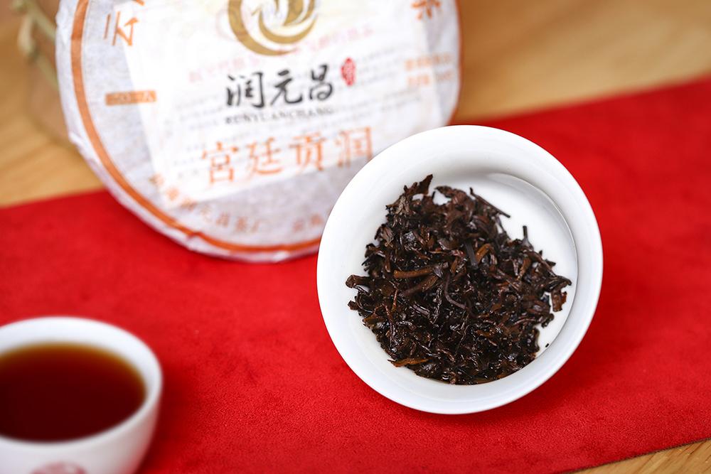 润元昌宫廷贡润熟茶-IMG_0190