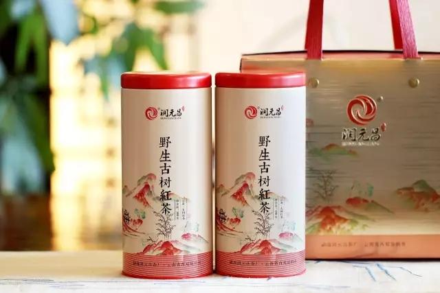 适合晚上喝的野生古树红茶