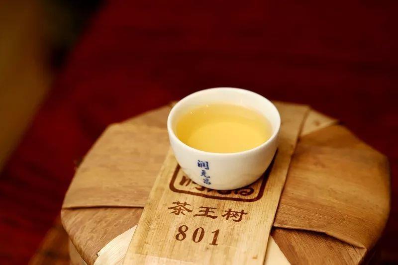 润元昌2018年茶王树普洱生茶易武纯料系列
