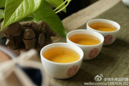 茶友开汤高山珍藏3