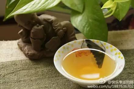 茶友开汤高山珍藏6