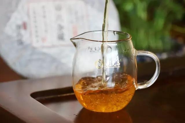 越喝越甜的易武茶.webp