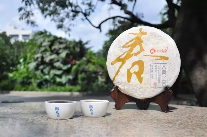 润元昌普洱茶501大美之春-1