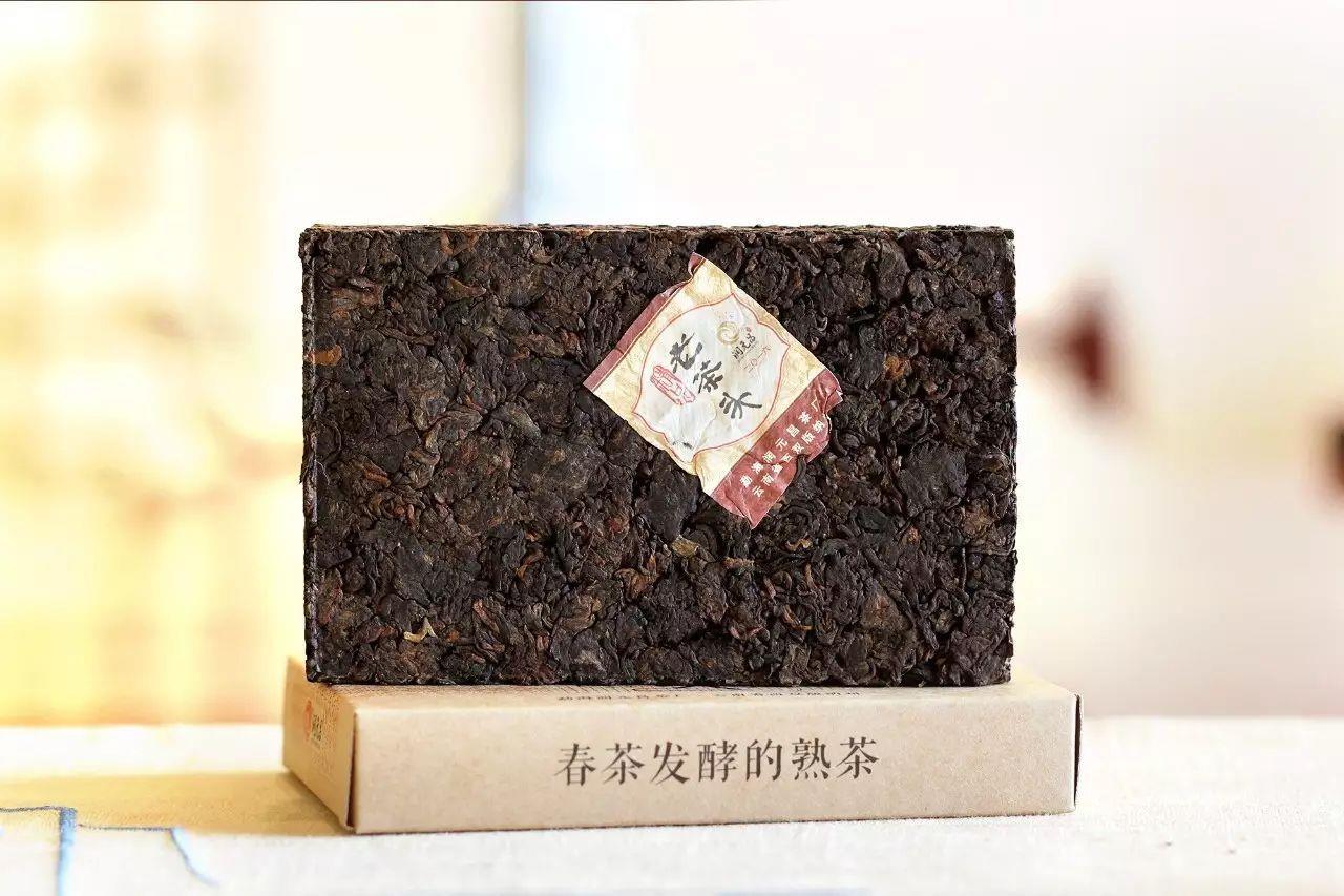 润元昌2016年精品老茶头熟砖普洱熟茶老茶头系列
