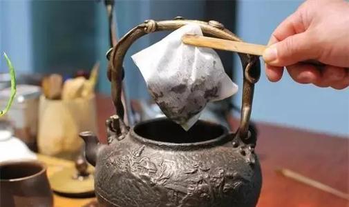 普洱茶第五种冲泡方法