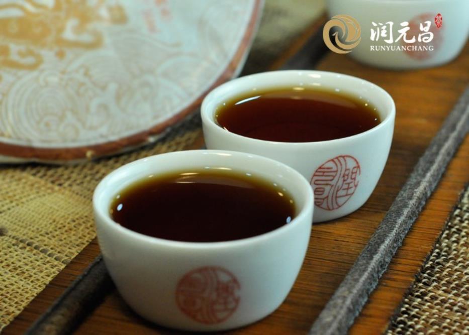 普洱熟茶发酵