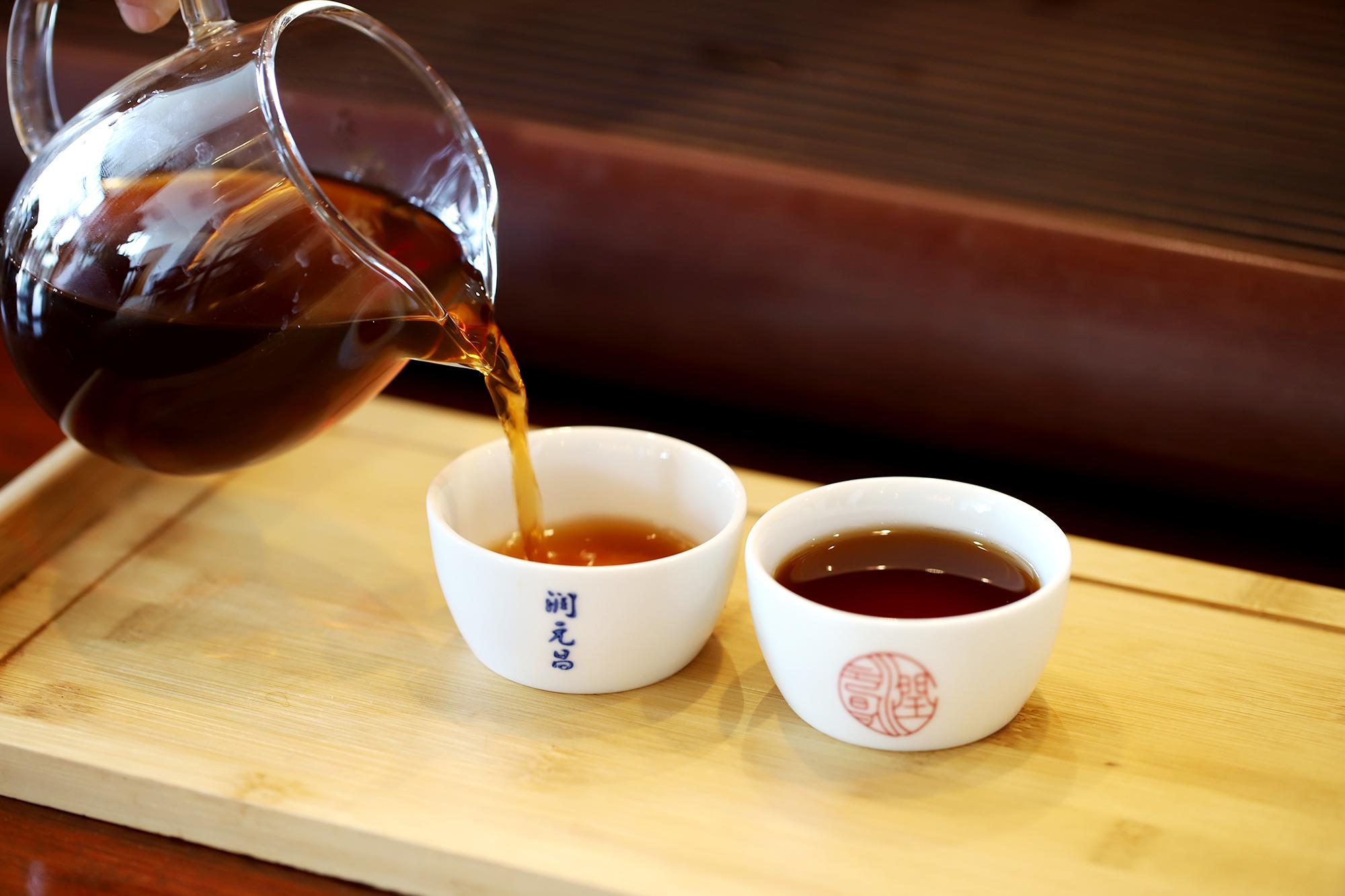 晚上喝普洱茶的好处