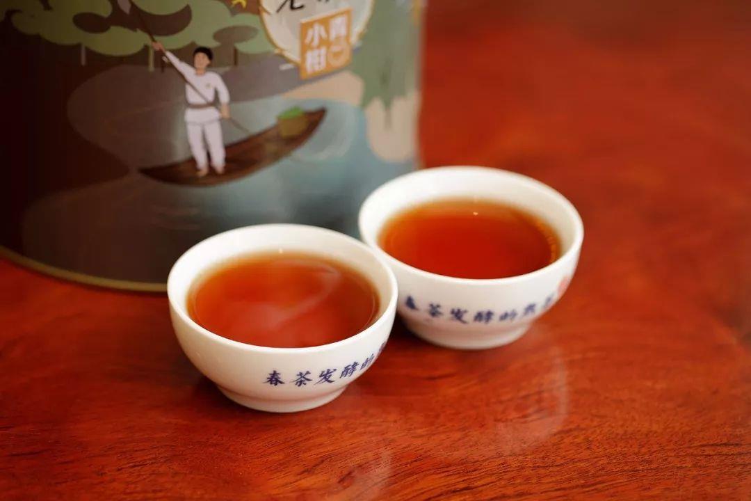 润元昌2018年老茶头小青柑柑普茶