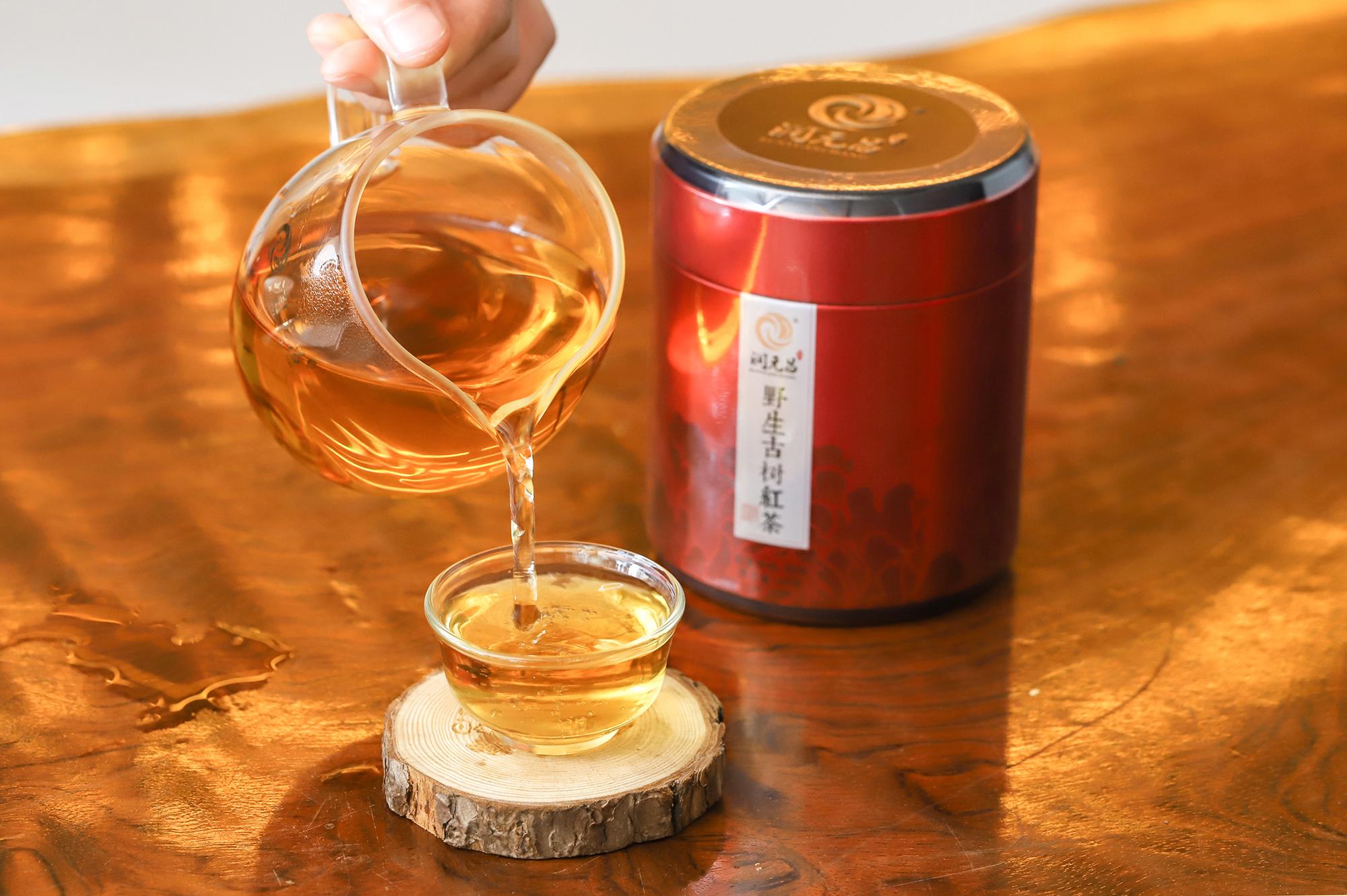 古树红茶的泡法
