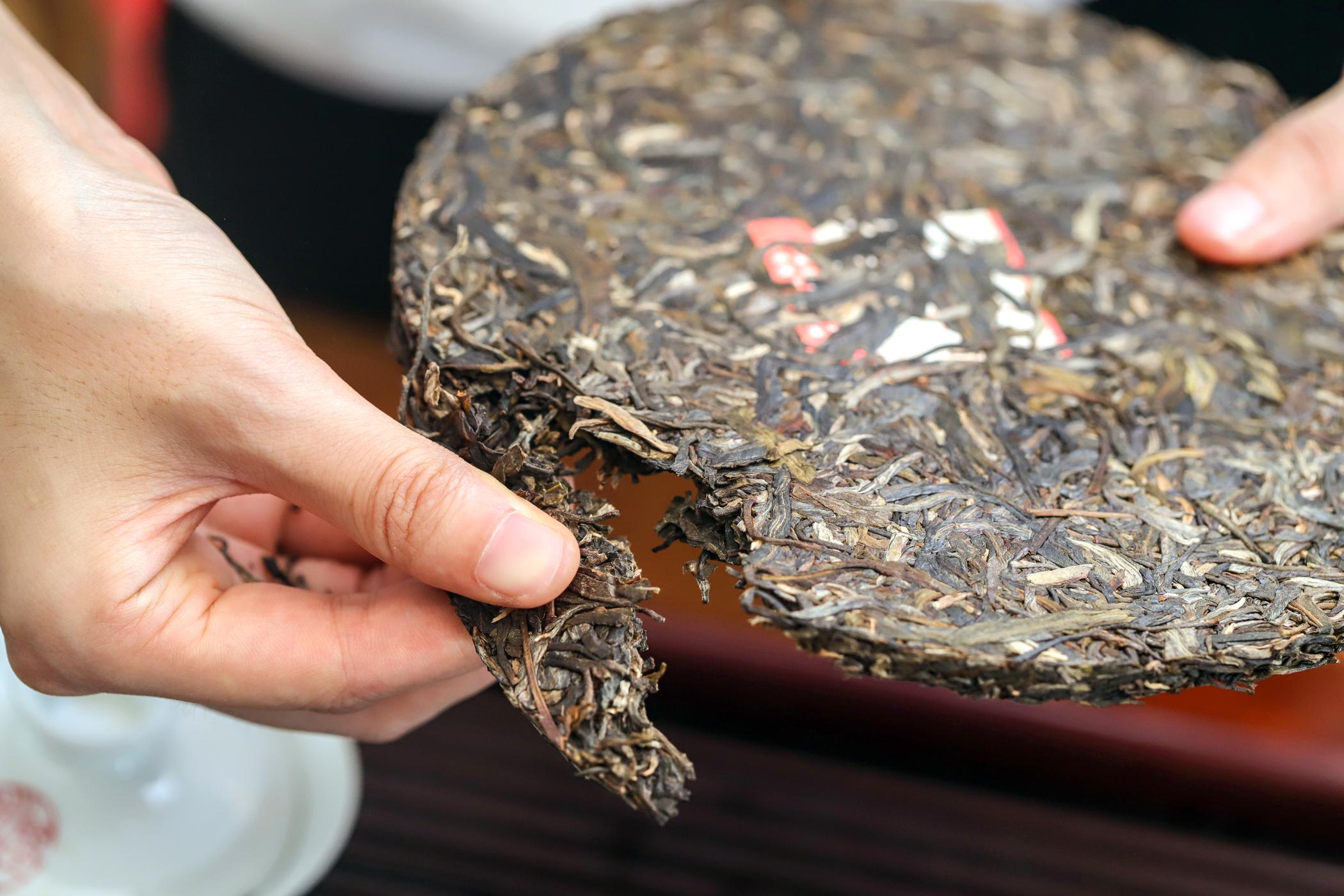 哪些普洱茶值得收藏