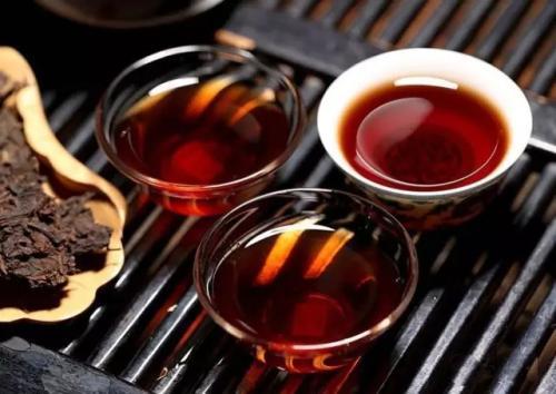 普洱茶膏的功效与作用有哪些