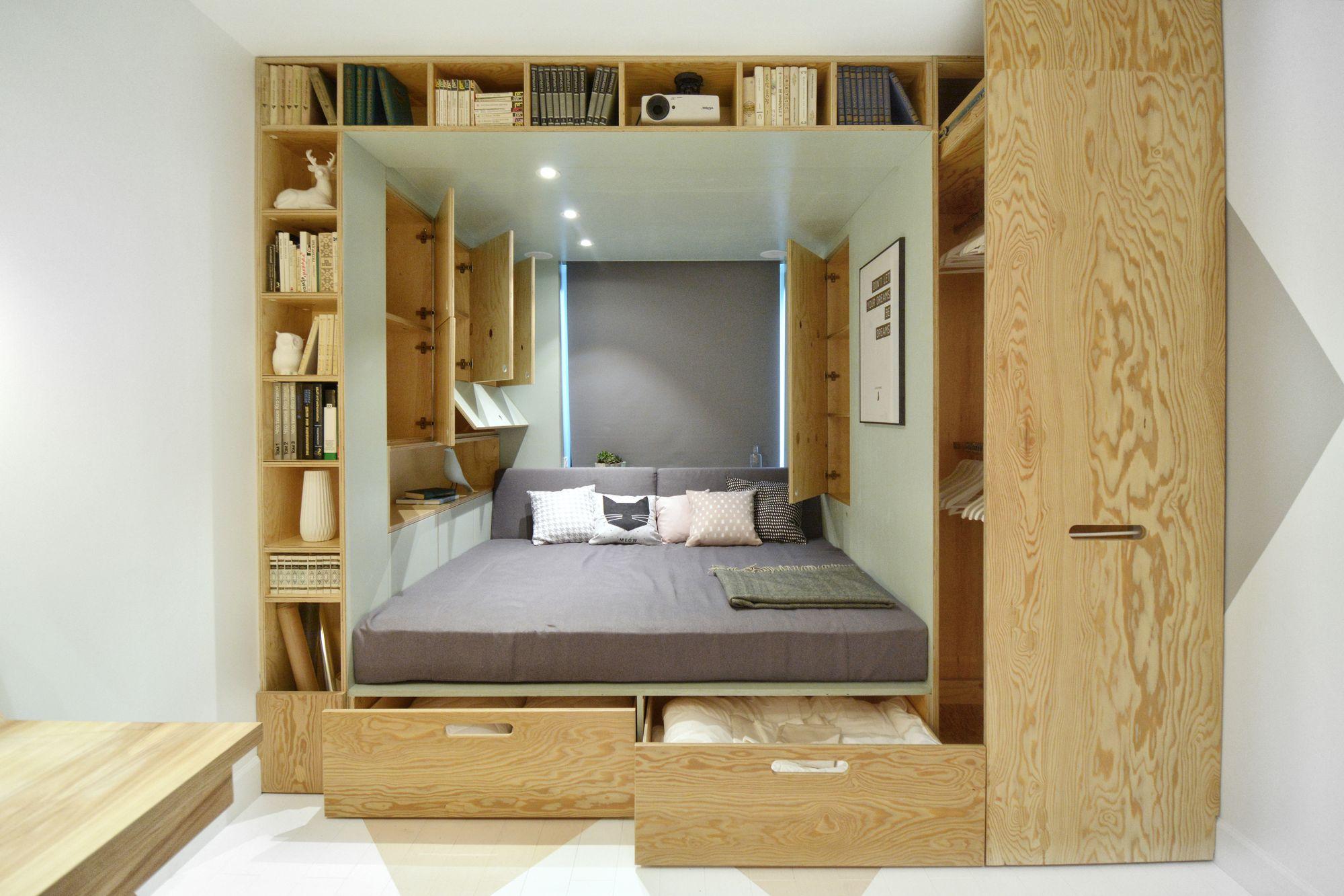 单身公寓045