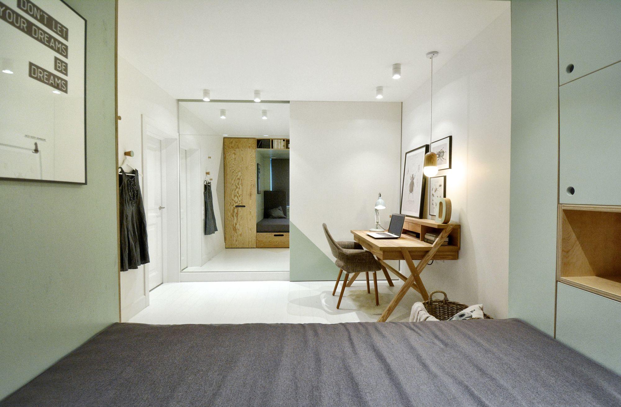 单身公寓050
