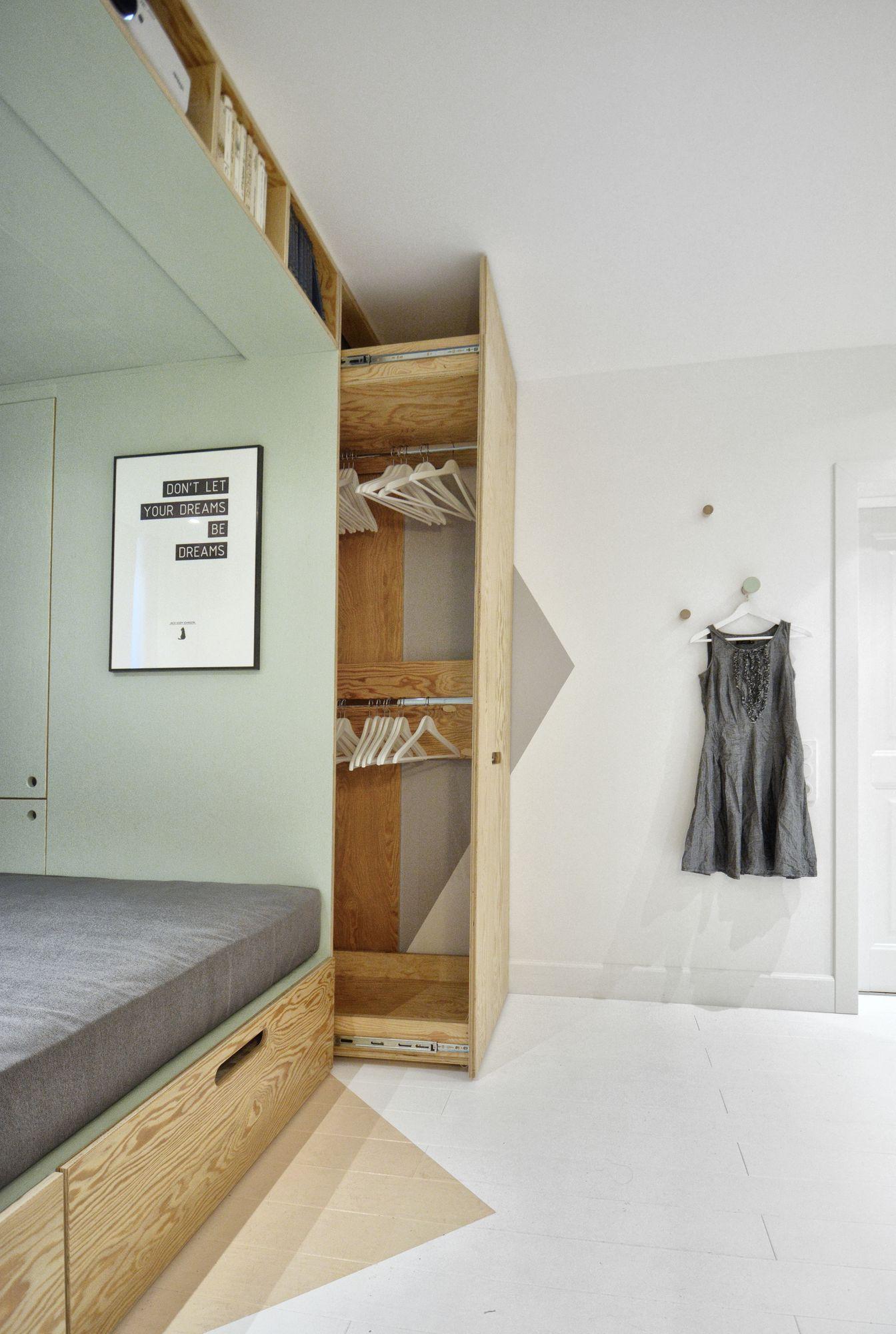 单身公寓059
