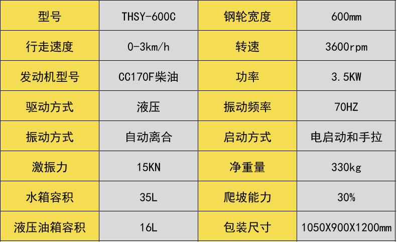 THSY-600C