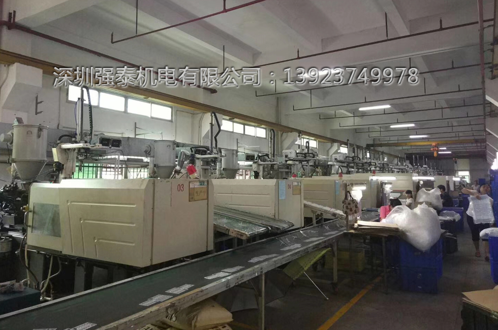 家用电器厂生产车间通风降温环保空调工程-01