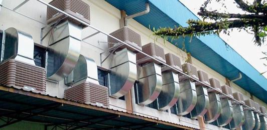 环保空调设计安装工程效果图副本