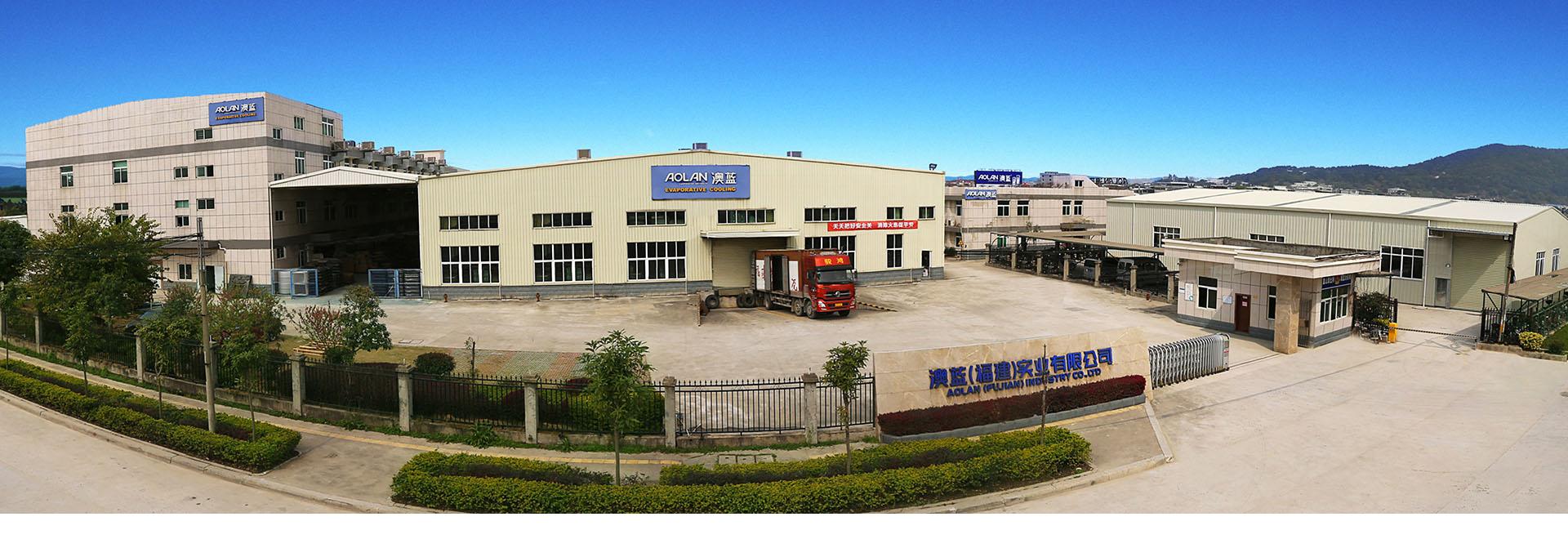 厂房外景图片